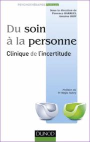 Du soin à la personne_clinique de l'incertitude